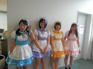 熊本でアイドル!?2期生募集!クライシスのメンバー!!