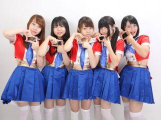 名古屋、大阪府にてアイドルメンバー募集