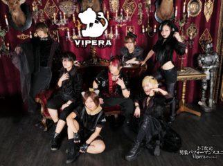 初の2.5次元男装グループVipera追加メンバー募集